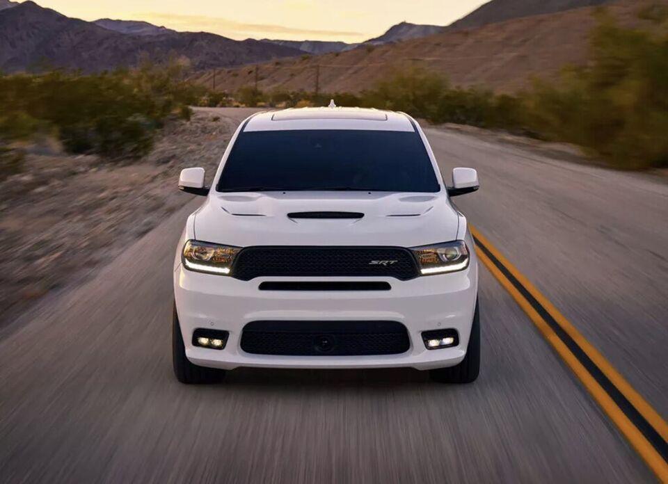 dodge durango srt bumper Dodge durango SRT Front Body Kit Motorhaube oder Front 2-2 v2