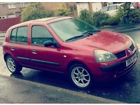 450 Clio 1.2 petrol