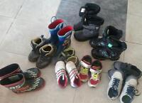 shoes ,boots ,from 1 year old until 6 years old! !