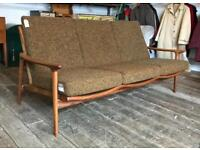 Gimson & Slater Mid Century Sofa & Armchair