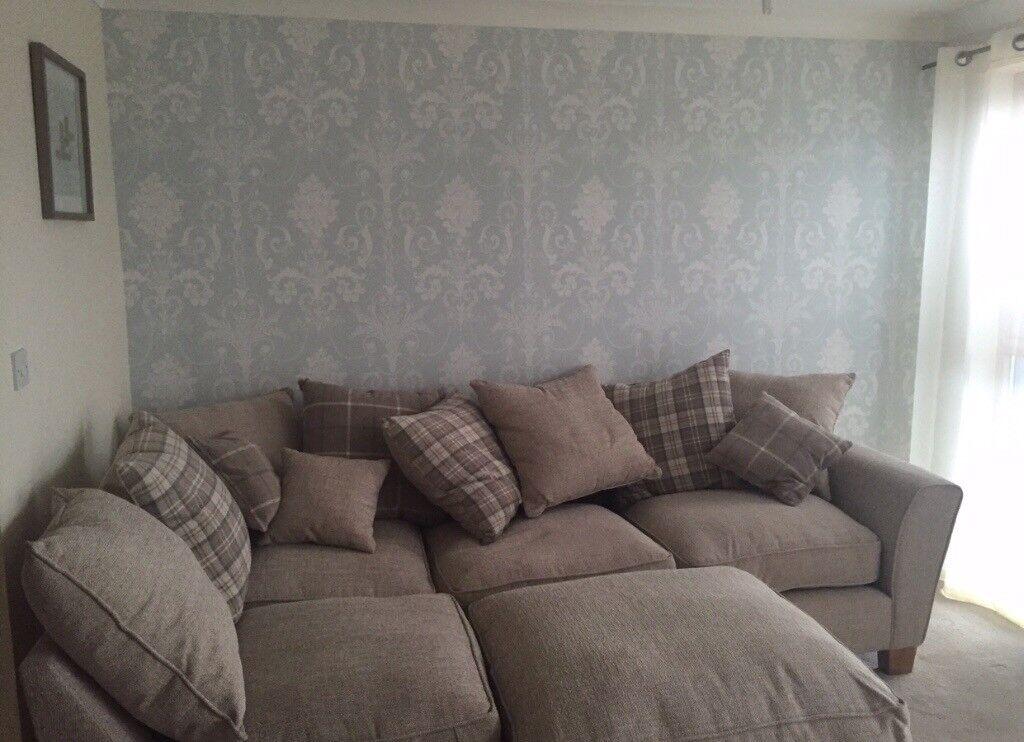 Scs Lois Corner Sofa In Lee On The Solent Hampshire