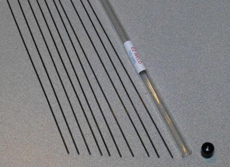 EZ Weld TIG Wire for welding cast iron / with Utechtanite