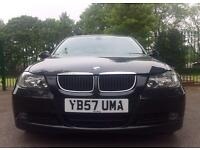 2008 BMW 318i SE 2.0 140 BHP 6 SPEED MINT DRIVE & CONDITION MOT 26.1.18 FULL SERVICE HISTORY