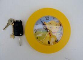 Lion King Clock