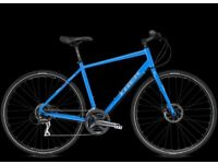 Trek Allant 7.2 Hybrid Bike Blue 21inch