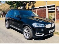 Low mileage, loads of extras. BMW X5 3.0L 40d SE steptronic xDrive. 7 seats. 2014.