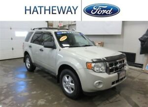 2009 Ford Escape XLT As traded