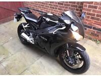 Honda CBR 1000RR 2010 15K Miles ABS Model Black 1 Owner Full Service History