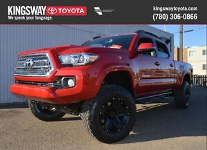2016 Toyota Tacoma Double Cab TRD Sport Package