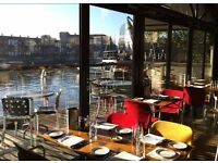 Chef de Partie : Busy Bristol harbourside independent restaurant