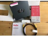 SKY modem router (SR102) for sale