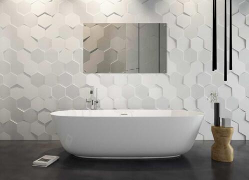 infrarood spiegel 450watt 60 cm x 100 cm diverse. Black Bedroom Furniture Sets. Home Design Ideas