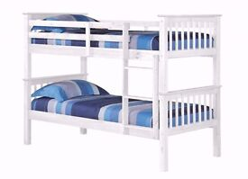 SALE OFFER ,,,,,WOODEN BUNK BED N MATTRESS STARTING FROM