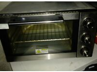 Mini Tabletop Fan Assisted Oven