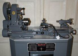 Myford ML7 Lathe - Rebuilt!