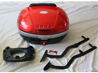 GIVI V46 TOP BOX FOR DUCATI ST2, ST3 AND ST4 MODELS for sale