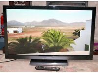 Panasonic 37 inch 1080P LED TV with Freeview HD