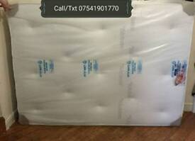 New double mattress FREE DELIVERY