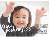 Child and Wedding Photographer! Poke us for details :)