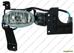 Fog Light Passenger Side Coupe High Quality Honda Accord 2011-2012