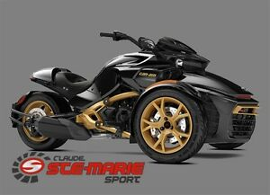 2018 Can-Am Spyder  F3-S SE6 10e Anniversaire/ 10th Anniversary