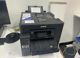Epson 5850 printer as new