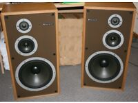 Vintage Celestion 442 Speakers - very rare and highly sought after