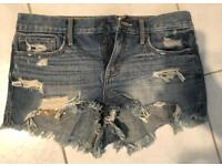 Abercrombie&Fitch denim shorts