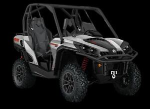 2017 can-am Commander 1000 XT $58.60/week (120 months@7.99%) + t