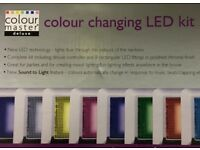 COLOUR MASTER DELUXE COLOUR CHANGING LIGHT KIT