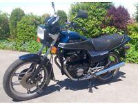 Honda CB450 DX-K 1992 Original unmolested excellent condition 12,550m Last of the Superdream line