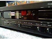 Nakamichi Cassette Deck 2 Audiophile Tape Deck Serviced By Nak_Central AudioLabs Stunning Sound