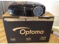 Optoma 1080p full hd projecter