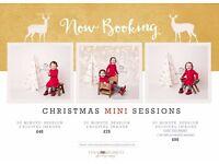 Christmas Styled Mini Photoshoot