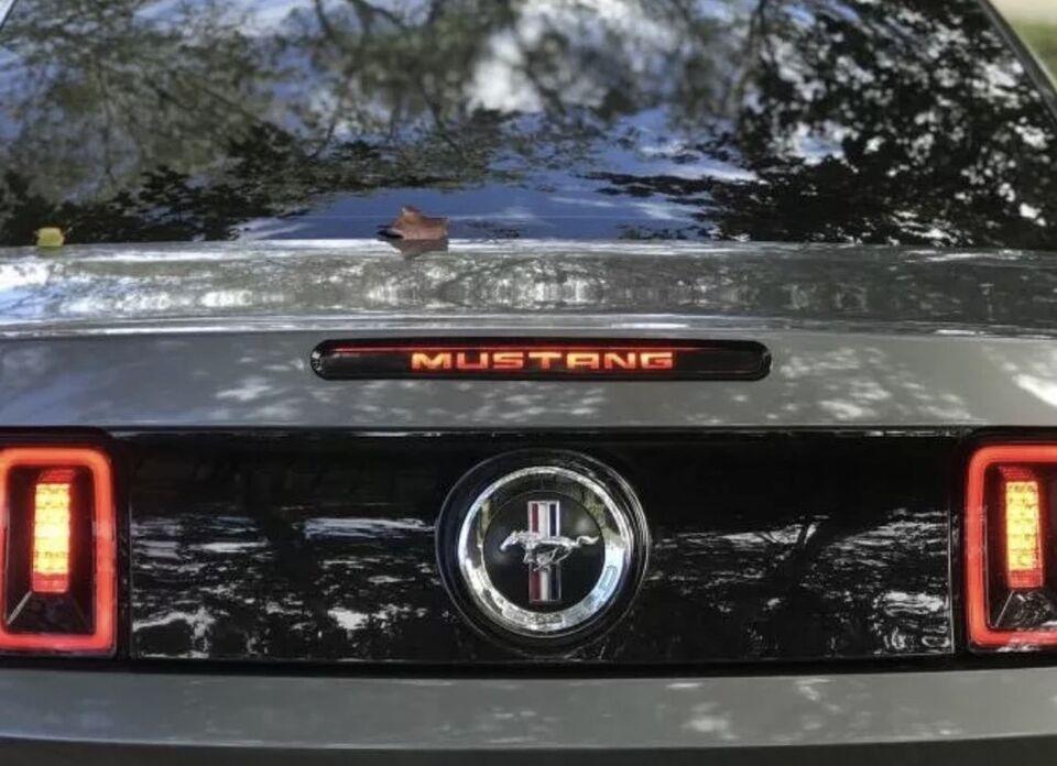 Ford Mustang Bremslichter 3 Bremsleuchte Aufkleber 2005 14