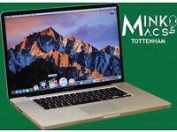"Apple MacBook Pro 17"" 2.8Ghz 4GB 500GB HDD Logic Pro X Cubase 8 Sibelius 7 Ableton 9 Adobe CC Reason"