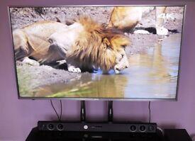 Hisense 55 inch HDR Widescreen 4K Smart ULED TV H55M7000