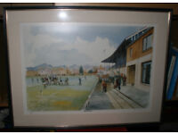 Heriot's Rugby Club - Centenial Print