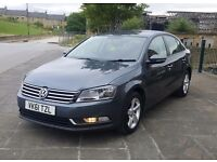 VW PASSAT 2.0 TDI BLUMOTION