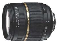 Tamron AF18-200mm Lens (Nixon fit)
