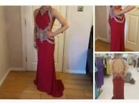 Beautiful formal dress ex Rosies closet