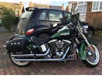 Harley Davidson Softail Deluxe FLSTN 1690 cc