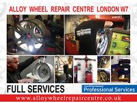 ALLOY WHEEL REFURBISH or DIAMOND CUT,Split rim repair Specialist London W7 3TU. Call 07731968575