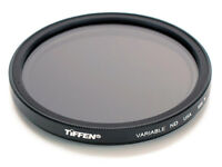 TIFFEN 82MM VARIABLE NEUTRAL DENSITY FILTER. MADE IN THE USA