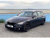 BMW, 3 SERIES, Estate, 2013, Semi-Auto, 1995 (cc), 5 doors