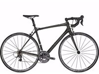 Trek Madone 5.2 Compact H2 - 56cm Matt/Smoke Black 2012 Excellent condition