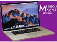 17' APPLE MACBOOK PRO LAPTOP COMPUTER 3.06GHZ CORE2DUO 4GB RAM 500GB HDD - WARRANTY - MINKOS MACS