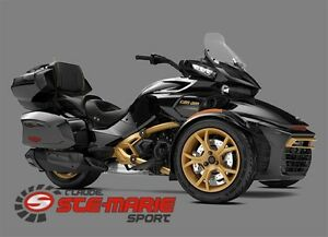 2018 Can-Am Spyder F3 SE6 Limited 10e Anniversaire/ 10th Anniver