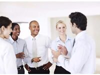Looking for 5 German speakers|Renting Rooms|training provided 400-600pw