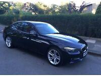 BMW 3 Series 2.0 316d Sport (ss) 4dr